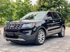 Cần bán lại xe Ford Explorer đời 2016, màu đen, nhập khẩu đẹp như mới