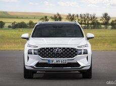 Hyundai Santa Fe 2021 giá tốt nhất