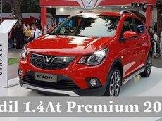 Bán VinFast Fadil 1.4AT Premium 2020, màu đỏ chính chủ