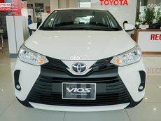[Toyota HCM] Toyota Vios E 2021 tháng 9 - tặng camera hành trình - hỗ trợ phí trước bạ