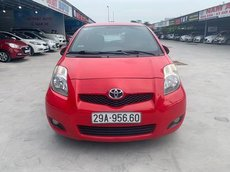 Bán Toyota Yaris đời 2009, màu đỏ, xe nhập giá cạnh tranh