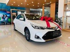 Bán Toyota Corolla Altis sản xuất năm 2021, màu trắng giá cạnh tranh