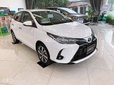 Bán Toyota Yaris năm sản xuất 2021, màu trắng, 668 triệu