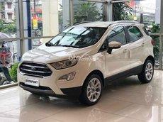 Cần bán Ford EcoSport Trend 1.5 2021, màu trắng, giá chỉ 603 triệu