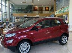 Bán Ford EcoSport Titanium 1.5 2021, màu đỏ, 646tr