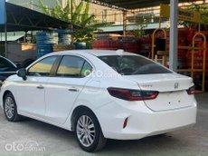 Cần bán xe Honda City 1.5 E sản xuất năm 2021, màu trắng, giá tốt