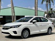 Honda Ôtô Cần Thơ bán Honda City 1.5 L sản xuất năm 2021, màu trắng, 569tr
