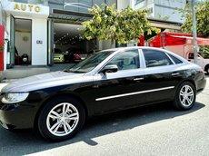 Hyundai Azera tự động nhập khẩu màu đen