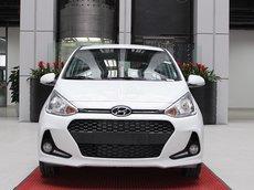 Hyundai Grand i10 1.2 AT 2021 trả góp 90%, giảm trực tiếp tiền mặt, nhiều ưu đãi