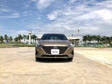 Bán xe Hyundai Accent số tự động, bản đủ 2021 biển Hà Nội vừa mới chạy 2000 km