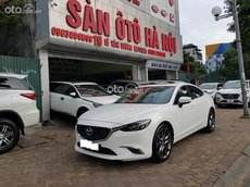 Mazda 6 bản 2.0AT màu trắng sản xuất năm 2017, xe tư nhân chính chủ một chủ từ đầu