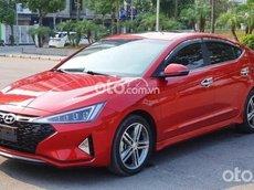 Bán xe Hyundai Elantra MT năm sản xuất 2021, màu đỏ, 580tr