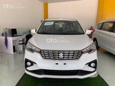 Cần bán xe Suzuki Ertiga sản xuất năm 2021, màu trắng, xe nhập