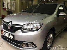 Bán Renault Logan sản xuất 2015, màu bạc, nhập khẩu nguyên chiếc còn mới, giá chỉ 379 triệu