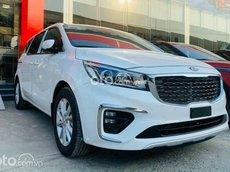 Bán Kia Sedona 2.2 DAT Luxury đời 2021, màu trắng