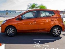 Cần bán xe Toyota Wigo đời 2021, màu cam, xe nhập