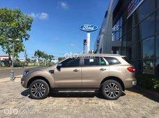 Hỗ trợ trả góp lên đến 80% Ford Everest 2.0 AT 4x2 màu vàng 2021, giá 1.112 tỷ