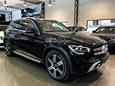 Cần bán Mercedes GLC200 4Matic đời 2021, màu đen