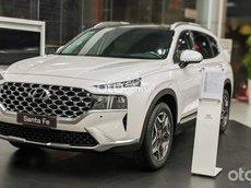 Hyundai Santa Fe 2021 - sẵn xe giao ngay - sang trọng, thể thao, đẳng cấp