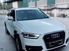 Cần bán Audi Q3 cũ đời 2012, màu trắng, nhập khẩu nguyên chiếc Nhật