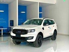 Ford Everest Titanium 4x2 2021 trắng, nhập khẩu Thái Lan, hỗ trợ nhiều ưu đãi