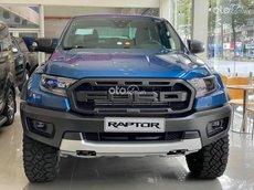 [Hồ Chí Minh] Ford Ranger Raptor sản xuất 2021, giá tốt nhất tháng 07, cùng nhiều phần quà hấp dẫn, liên hệ nhanh