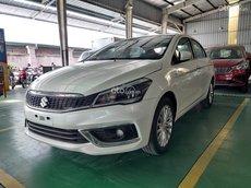 Suzuki Ciaz 2021 nhập khẩu Thái, có quà tặng khuyến mãi giá cạnh tranh nhất thị trường