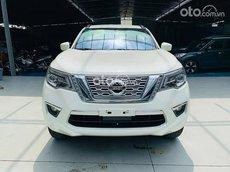 Cần bán Nissan Terra sản xuất năm 2017, màu trắng, nhập khẩu nguyên chiếc số sàn, giá 740tr