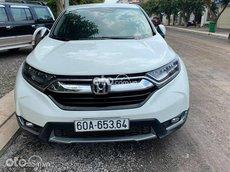 Bán Honda CR V năm 2019, màu trắng, nhập khẩu