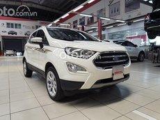 Cần bán xe Ford EcoSport 1.5AT Titanium 2018, màu trắng, 565tr
