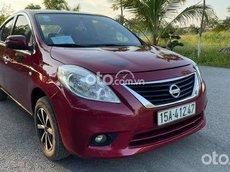 Bán ô tô Nissan Sunny sản xuất năm 2015, màu đỏ số sàn, giá chỉ 238 triệu