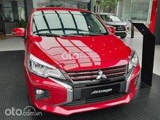 Mitsubishi Attrage nhập Thái - hỗ trợ 50% thuế trước bạ