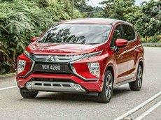 Mitsubishi Xpander - hỗ trợ 50% thuế trước bạ