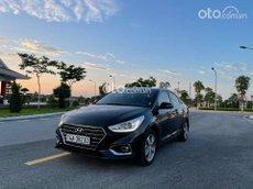 Bán xe Hyundai Accent đời 2019, màu đen số tự động