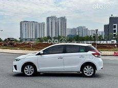 Cần bán gấp Toyota Yaris sản xuất năm 2017, màu trắng