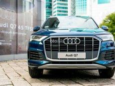 [Audi miền Bắc] siêu ưu đãi tháng 7 - Audi Q7 45TSFI, giao xe ngay, giá tốt nhất thị trường