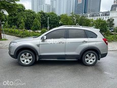 Cần bán gấp Chevrolet Captiva 2.4MT năm 2008, màu bạc