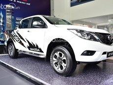 Bán xe Mazda BT 50 3.2L Premium AT đời 2021, màu trắng, 749 triệu