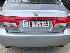 Cần bán lại xe Hyundai Azera năm sản xuất 2008, màu bạc