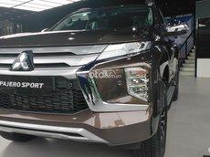 Ưu đãi đặc biệt cho tất cả các dòng xe Mitsubishi Pajero Sport hỗ trợ thuế 50℅