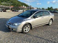 Cần bán lại xe Honda Civic 2.0 năm 2008, màu bạc xe gia đình