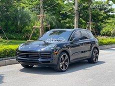 Cần bán lại xe Porsche Cayenne 2019, màu xanh lam, nhập khẩu