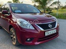 Cần bán lại xe Nissan Sunny đời 2015, màu đỏ giá cạnh tranh