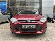 Cần bán gấp Ford Focus năm 2013 - Sơn nguyên zin như mới - Bảo hành chính hãng