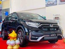 [Honda ôtô Bắc Ninh] Honda CR V sản xuất năm 2021, giảm sốc, ưu đãi lên đến 200tr, miễn 100% lệ phí trước bạ, vay tối đa 80%, đủ màu, giao ngay