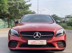 Bán Mercedes AMG sản xuất 2019, biển Hà Nội, đăng kí 2020, trả góp