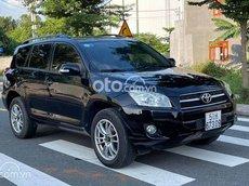 Bán Toyota RAV4 sản xuất năm 2011, màu đen, nhập khẩu