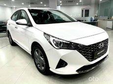 Bán xe Hyundai Accent sản xuất năm 2021, màu trắng, giá 426tr