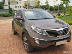 Bán Kia Sportage 2.0AT 2WD, nhập khẩu, màu nâu rất đẹp, sản xuất cuối 2011