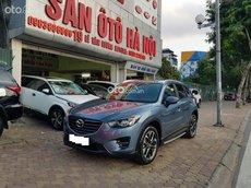 Sàn ô tô Hà Nội bán Mazda CX5 2.5 màu xanh sx và lăn bánh tháng 12/ 2016